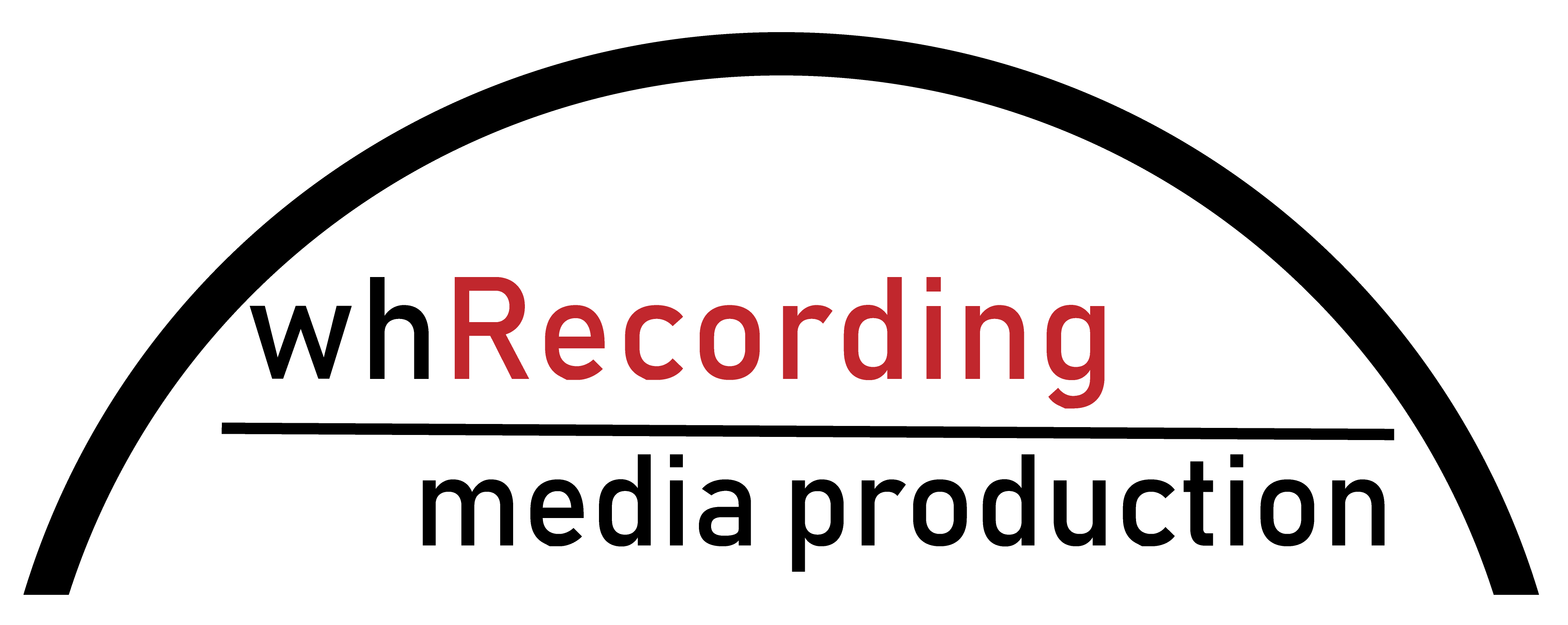 whRecording media production