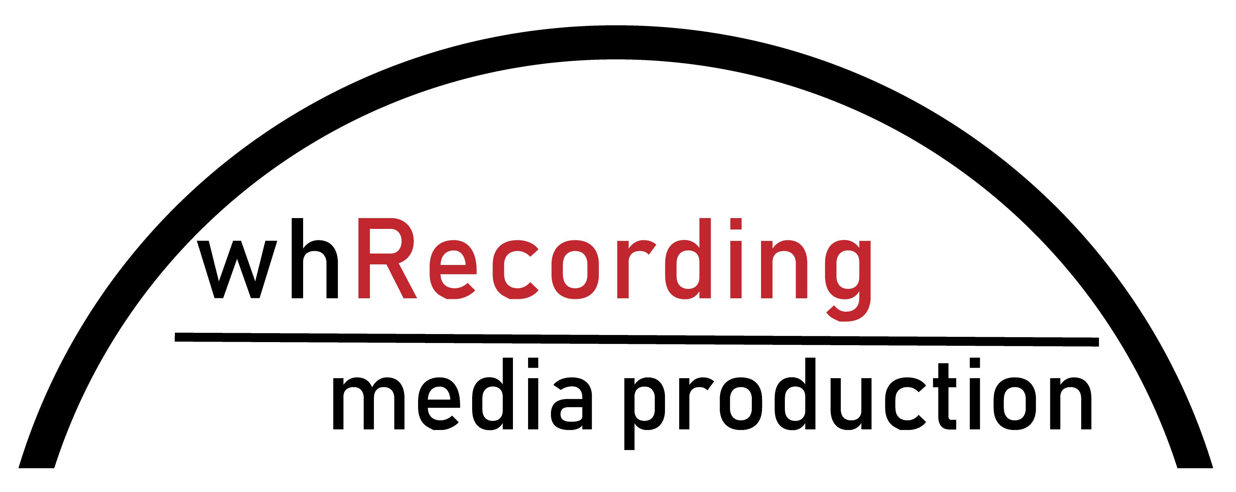 whRecording media production